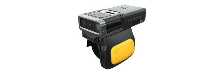 지브라 테크놀로지스의 링 스캐너 'RS5100.' e커머스 업체 등에서 인기가 높은 제품이라는 게 회사 설명이다. [사진제공 = 지브라 테크놀로지스]