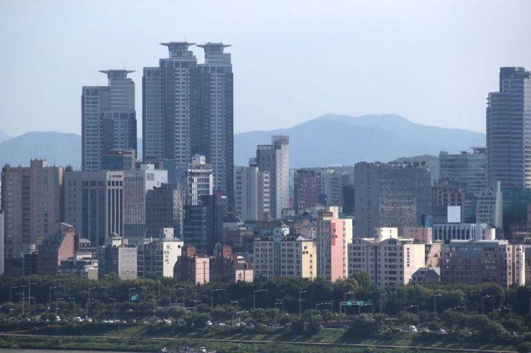 서울 강남구 아파트 단지 전경 [이미지출처=연합뉴스]