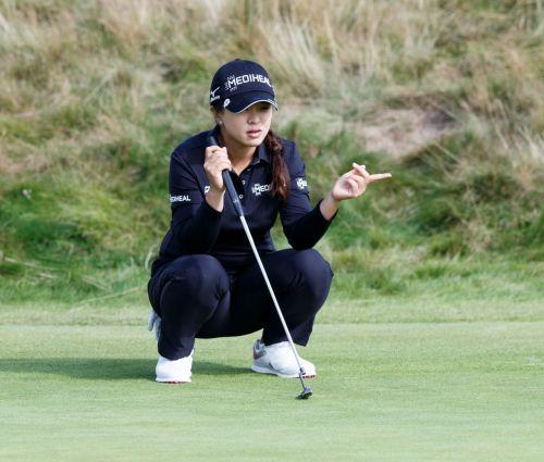 김세영이 월마트 NW 아칸소챔피언십에서 시즌 첫 우승을 노린다.