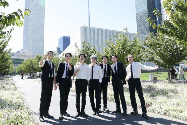 방탄소년단(BTS) [이미지출처=연합뉴스]