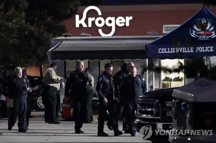 美 테네시주 슈퍼마켓서 총격으로 용의자 등 2명 사망·13명 부상