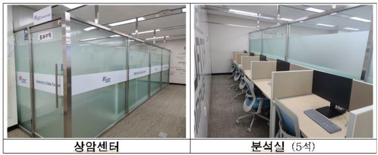 '통계청 통계데이터상암센터' 서울시 빅데이터캠퍼스에 27일 개소