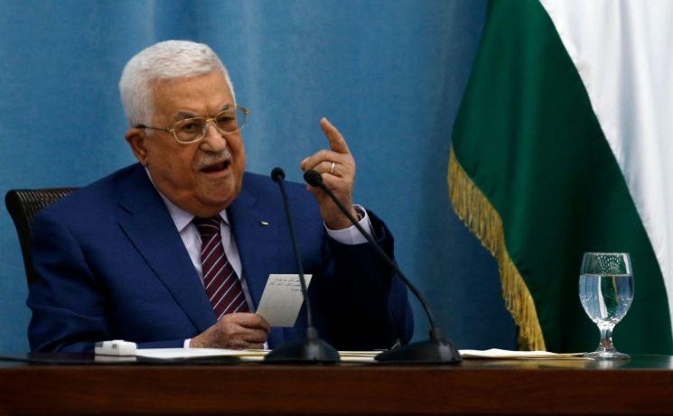 마무드 아바스 팔레스타인 자치정부(PA) 수반 [이미지출처=연합뉴스]