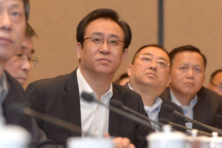 쉬자인 중국 헝다그룹 회장 [이미지출처=연합뉴스]