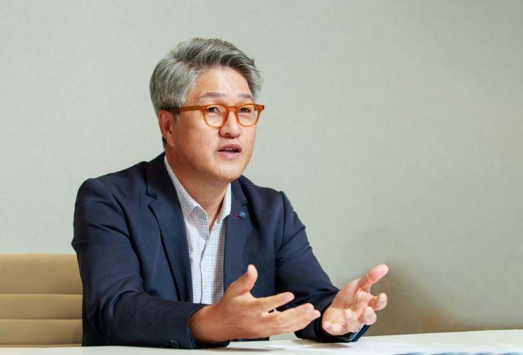 """[아시아초대석]원스토어 대표 """"'앱 마켓 점유율 33%' 먼 목표 아냐"""""""