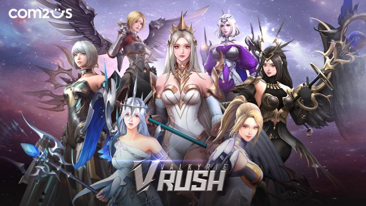 컴투스, 신작 수집형 방치 RPG '발키리 러시' 글로벌 사전 예약 돌입