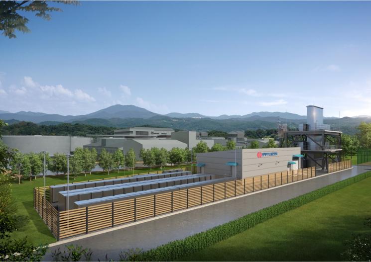 [2021아시아건설종합대상] SK에코플랜트, 세계 최초 열 공급형 연료전지 발전사업 수주