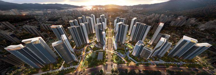 현대엔지니어링·현대건설, '창원 회원2구역 재개발 사업 수주
