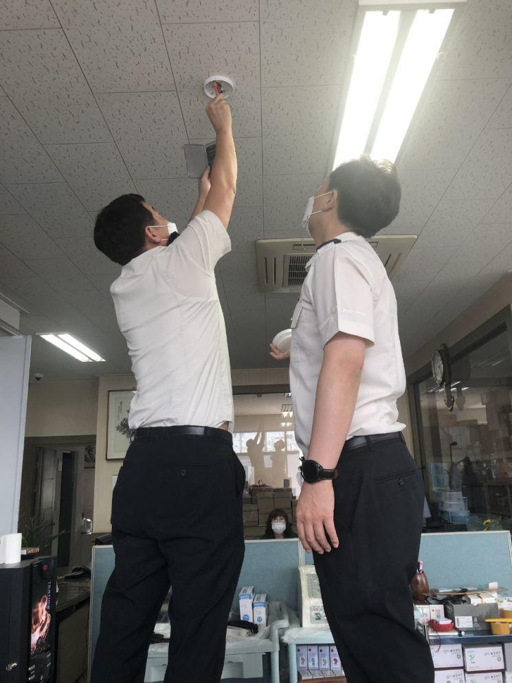 광주 남부소방서, 소방시설 경보·속보설비 오작동 개선대책 추진