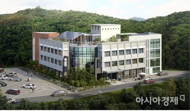 인천제1시립노인치매요양병원 그린리모델링 조감도 [인천시 제공]