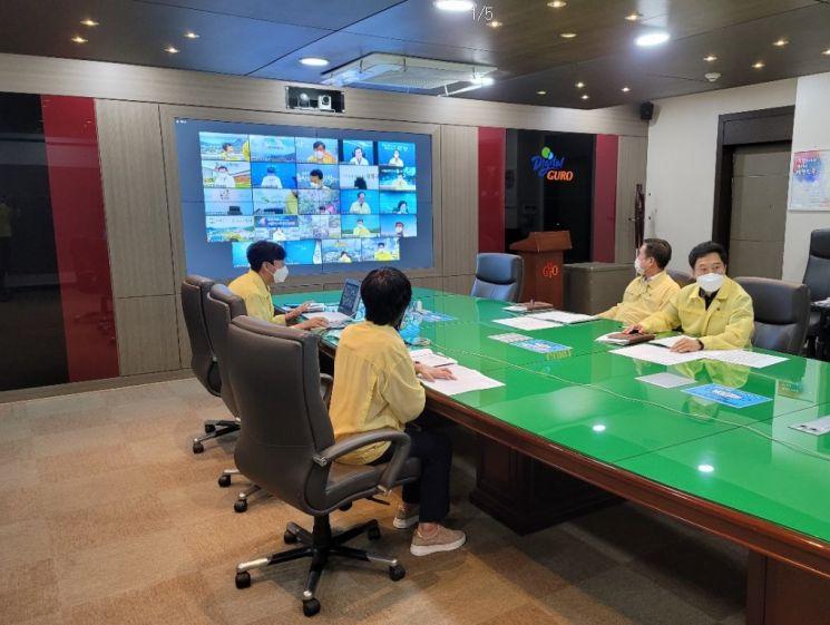 서울시구청장협의회 시비보조금 재정분담 조정 관련 전면 재검토 요구