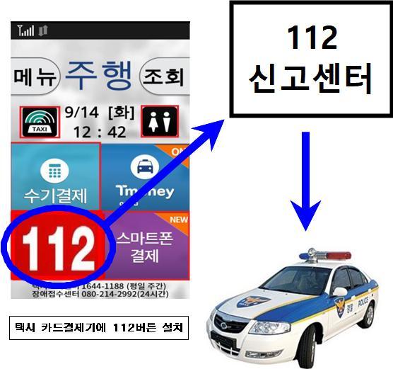 택시기사 74% 승객 폭행·폭언 경험…서울시, 112 자동신고시스템 도입