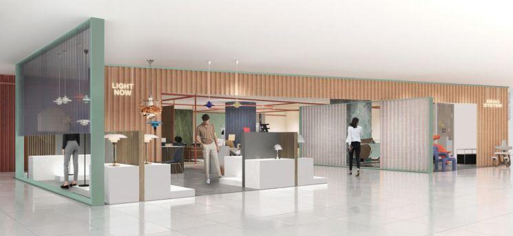롯데백화점이 다음달 1일 건대스타시티점에 프리미엄 리빙 브랜드 전문관인 '테일러드 홈'을 오픈한다.