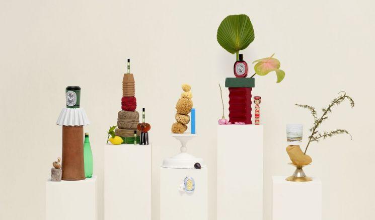 신세계인터내셔날, '딥티크' 창립 60주년 기념 '르 그랑 투어' 컬렉션 출시