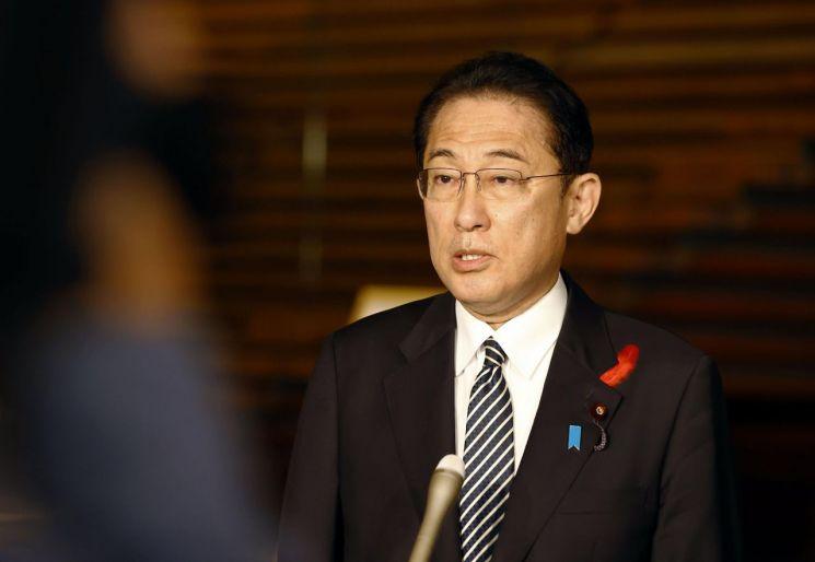 ▲기시다 후미오 일본 총리 [이미지출처=연합뉴스]