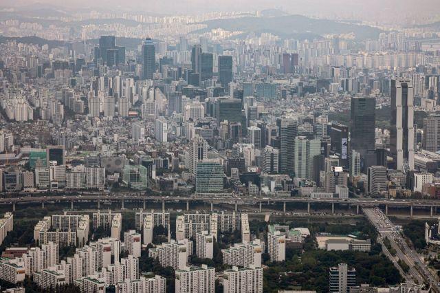 서울 아파트 값, 올해들어 1억5천만원 상승해 평균 12억원 육박. [사진=연합뉴스]
