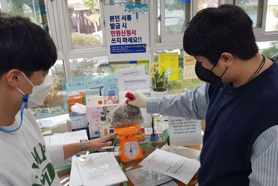 광주 광산구 '담배꽁초 수거보상제' 참여량 급증
