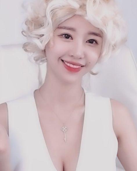 크레용팝 멤버였다 억대 수익 올리는 bj