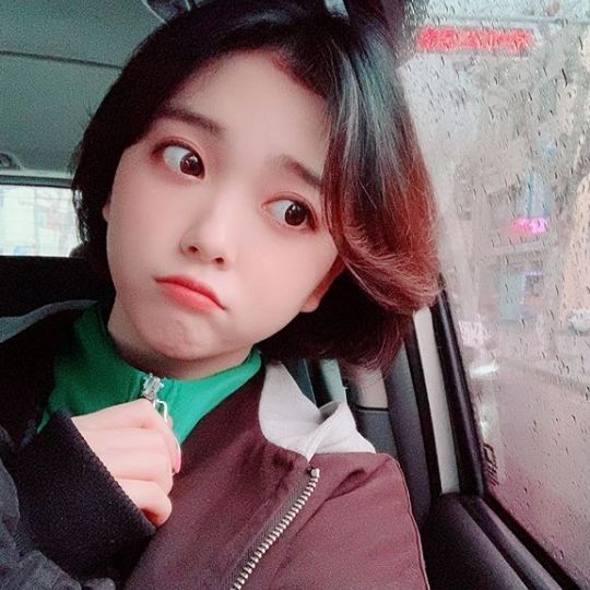 트로트계 신흥 미모 강자 요요미 저장 필수 셀카