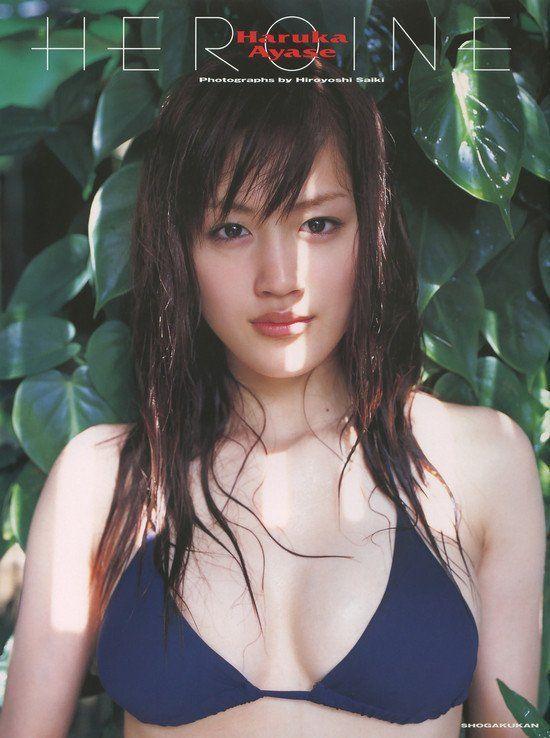 ㅎㅂ주의) 일본 국민여배우의 그라비아 시절