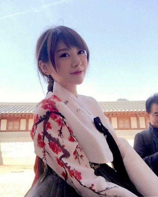 ㅎㅂ) 요즘 떠오르는 글래머 대만모델 야오카이 첸