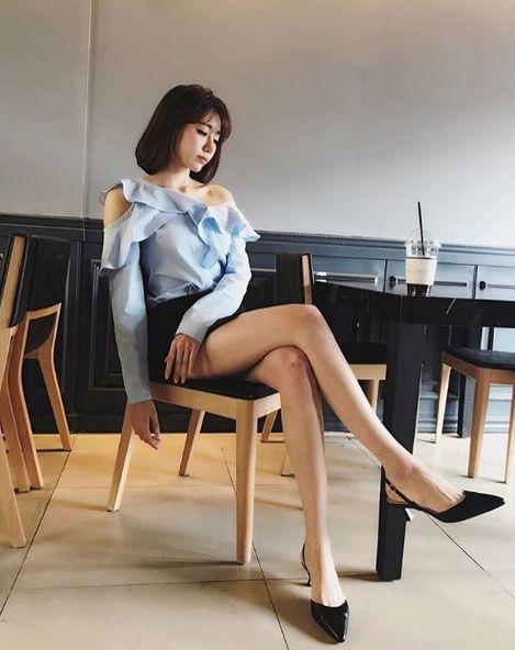 중 후방)걸그룹 탈퇴 후 더 예뻐진 그녀...