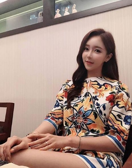 검스) 각선미 퀸 모델 민채윤