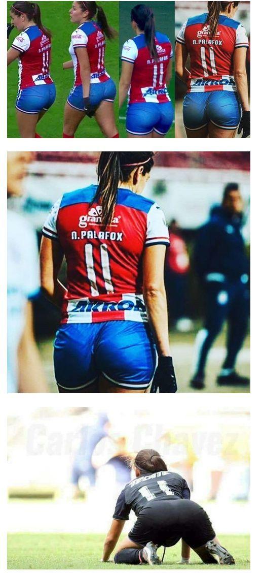 멕시코에서 가장 인기 많다는 여자축구선수