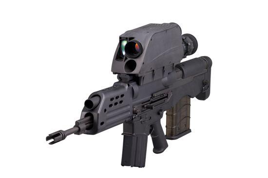 S&T대우가 세계 최초로 개발한 K11 복합형 소총