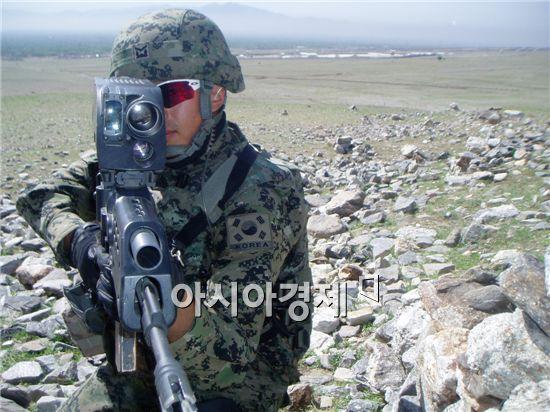<h1>외국군 K11복합형소총 관심 왜?</h1>