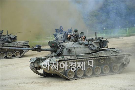 <h1>시급한 육군 전차의 전력공백</h1>