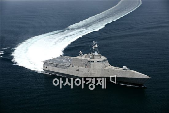 <h1>최첨단 해상무기&lt;2&gt; 연안전투함(Littoral Combat Ship)</h1>
