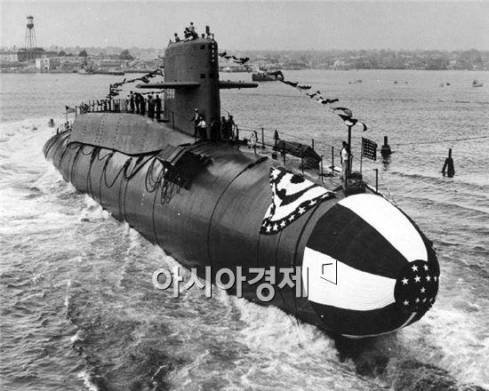 <h1>최첨단 해상무기<7>오하이오급 잠수함 (Ohio class submarine)</h1>