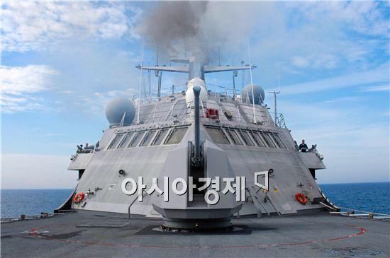 <h1>최첨단 해상무기<15>함포(Naval Gun)</h1>