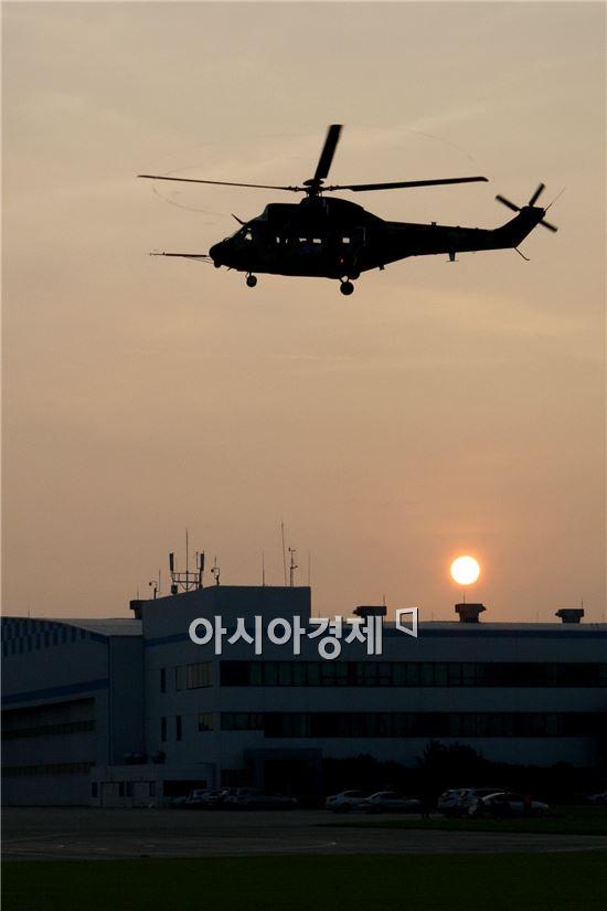 <h1>[양낙규의 Defence Club photo]수리온 정상운항 재개… 육참총장 첫 탑승</h1>