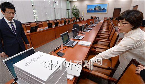 국감철 앞둔 재계 '회장님 줄소환' 골머리