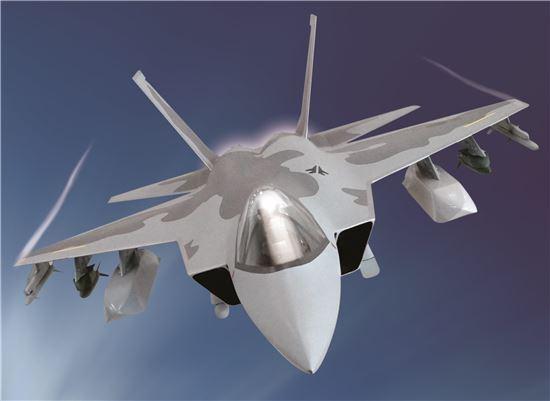 한국항공우주산업이 KF-X사업 우선협상대상자로 선정됐다.