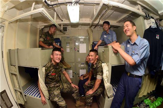 <h1>해병대 2사단 주둔한 강화군은</h1>
