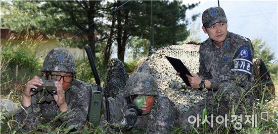 우리 공군도 지난해 12월 아시아에서 2번째로 국제공인 합동최종공격통제관(JTAC)과정 인증을 획득했다. 전시상황 미군의 공중화력도 통제할 수 있다는 것이다.