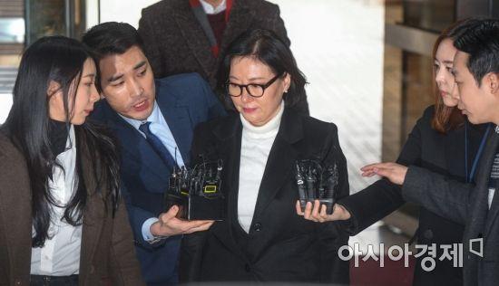 '신격호와 사실혼' 서미경도 조문…롯데호텔 고문 신유미도 관심집중