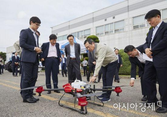 """구자열 LS그룹 회장 """"4차산업 선점해야...스마트 R&D 집중하자"""""""