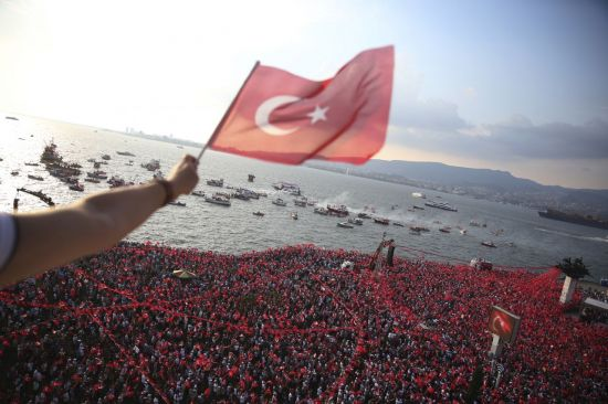 """터키 에르도안 호소 """"미국 경제공격 저항위해 국민 헌신해야"""""""