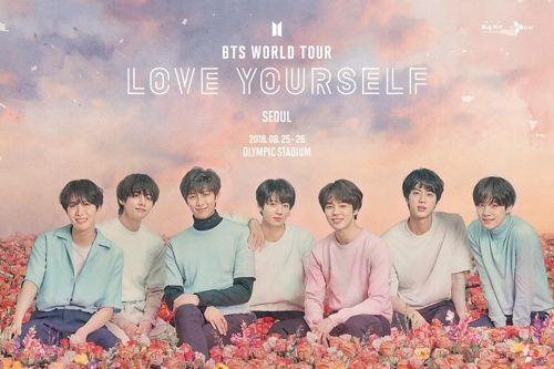 방탄소년단, 10월 미국 스타디움서 공연…한국 가수 최초