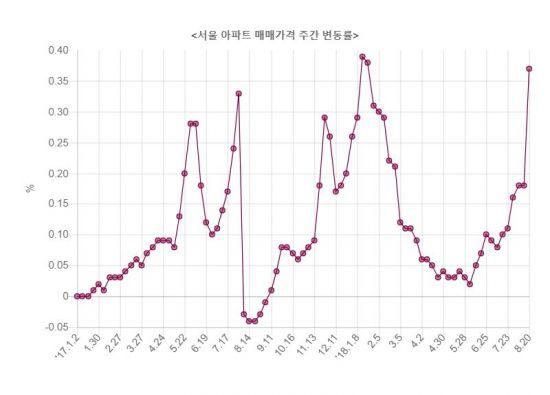 [8·27 부동산 대책] 단기 규제 반복하면 서울 집값 잡힐까