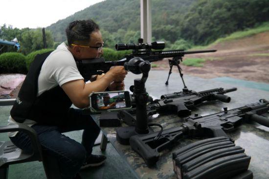 <h1>[양낙규의 Defence Club]K14 저격용 소총 직접 쏴보니</h1>