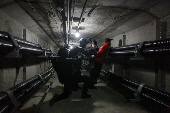 <h1>[양낙규의 Defence Club]언론 첫 공개… 여의도 지하공동구 대테러훈련</h1>