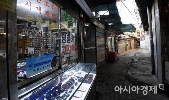[한국의 골목길]시계들 사이로 시간이 멈춘 공간, 예지동 시계골목
