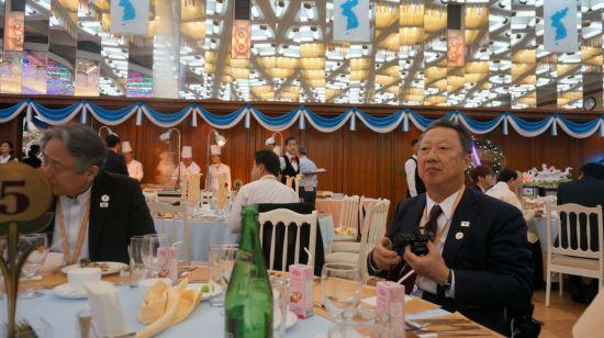 박용만 회장, 북중 접경지대 출장길…경제특구 등 시찰