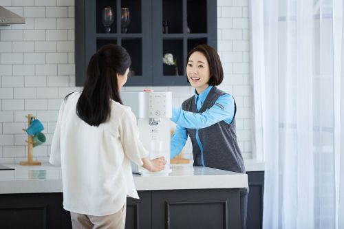 코웨이, KCSI 선정 '가정용 정수기' 고객만족도 1위