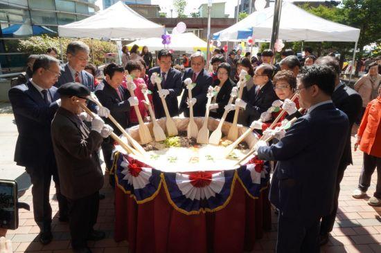 [포토]동대문구노인종합복지관 개관 15주년 기념식